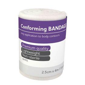 Aero Conforming Bandage, 5cm x 4m **AF50**