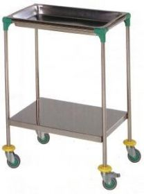 Select Treatment Trolley, Removable Top Tray, 24 Inch