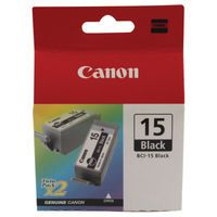 CANON I70 INK TANK BLACK TWIN PACK