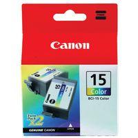 CANON I70 INK TANK TRI-COLOUR TWN PK