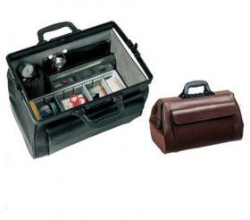 Bollmann Medistar Leather Case, Black [Pack of 1]
