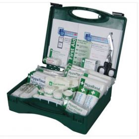 British Standard Compliant Value First Aid Kit