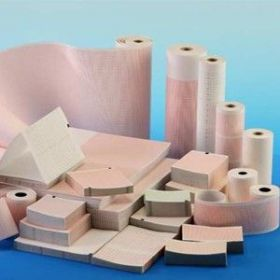 Schiller Accessories : Thermal Paper 80mm Wide Z-Fold [Each]