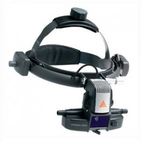 Heine Omega 500 Ophthalmoscope Wired Version with M pack & Transformer (C-04.33.534)