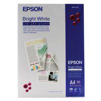 EPSON PPR A4 90GSM WHT 500 SHEETS