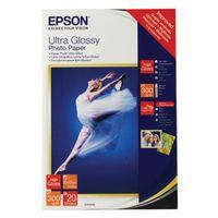EPSON 10X15CM ULTRA GLOSSY PAPER