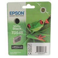 EPSON INK T0548 MATTE BLACK