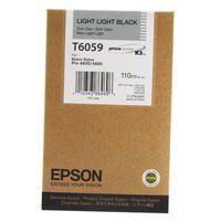 EPSON T6059 LIGHT LIGHT BLACK INK