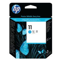 HP 11 INKJET PRINTHEAD CYAN