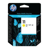 HP 11 INKJET PRINTHEAD YELLOW