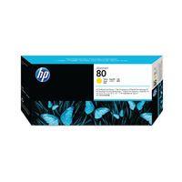 HP 80 DSGNJET PHEAD CART YLW