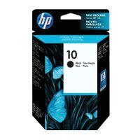 HP 10 INKJET CARTRIDGE BLACK