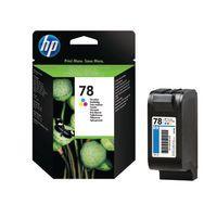 HP 78 INKJET CART TRI-COLOUR 19ML