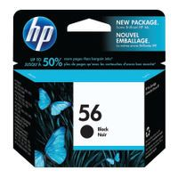 HP 56 BLACK INKJET CART 19ML