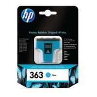 HP 363 INK CART CYAN