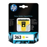 HP 363 INK CARTRIDGE YELLOW C8773EE