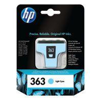 HP 363 INKJET CARTRIDGE LIGHT CYAN