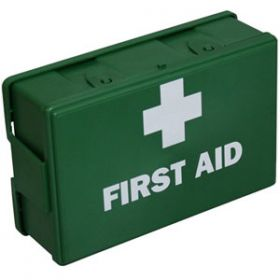 Empty First Aid Case