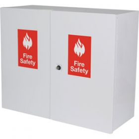 Fire Safety Cabinet, Empty