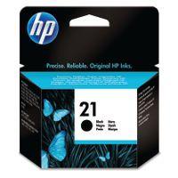 HP 21 BLACK INK CARTIDGE 5ML