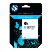 HP 85 LIGHT CYAN INK CARTRIDGE