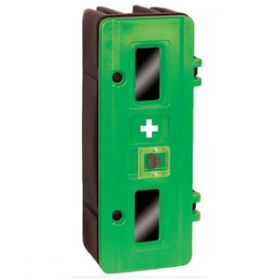 Heavy Duty First Aid Cabinet, Empty, Small