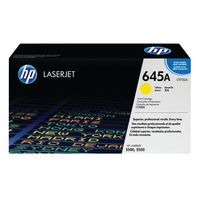 HP 5500 SERIES LASER YELLOW TONER