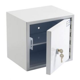 Bristol Maid Controlled Drugs Cabinet - Single Point Locking - 335 X 270 X 300mm - R/H Hinge