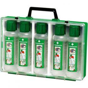 Cederroth 5x500ml Eye Wash Case
