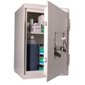 Lec CDC350, Floor Mounted, Ambient Steel Controlled Drugs Cabinet
