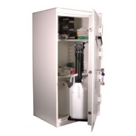 Lec CDC450, Floor Mounted, Ambient Steel Controlled Drugs Cabinet