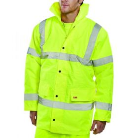 CONSTRUCTOR JACKET YELLOW LARGE