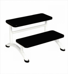 Sidhil Double Couch Step (White)