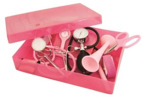 Midwifery Set Pink (Complete) [Pack of 1]