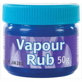 Vapour Rub, 50g