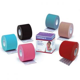 Leukotape K, Neutral - 2.5cm x 5m