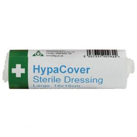 HypaCover Sterile Dressing, Large (Pack of 6)