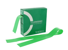 Tourniquet 'Stretch Band' Single Use Pack 25