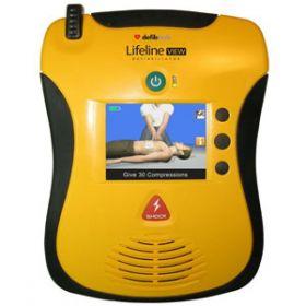 Lifeline VIEW (DCF-E2310) Semi-Automatic Defibrillator