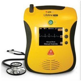 Lifeline PRO (DCF-E2410) - Semi-automatic Defibrillator with ECG and Manual Override