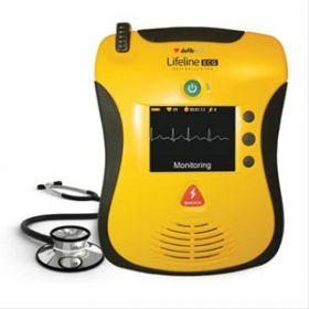 Lifeline ECG (DCF-E2460) - Semi-automatic Defibrillator with ECG Monitor