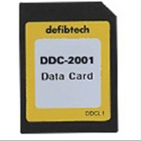 Standard Data Card - Lifeline VIEW, ECG & PRO (DDC-2001)