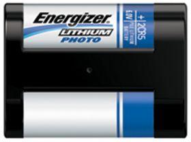 Mitsubishi 2CR5 6V spare battery