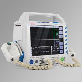 Schiller Defigard 5000 Defibrillator Inc Pads [Pack of 1]