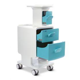 Bristol Maid Bedside Cabinet - Polymer - Easy Clean
