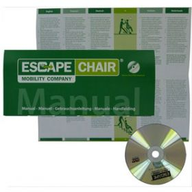 Instruction DVD for Standard Model Escape Chair
