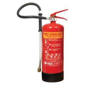 Wet Chemical Extinguisher, 6kg