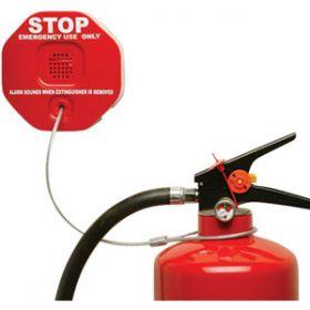 Extinguisher Anti-Theft Alarm