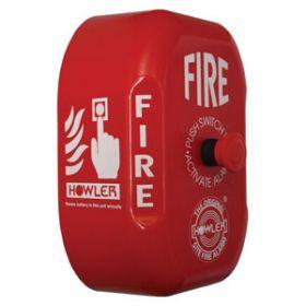 Howler Alarm Push On/Twist Off