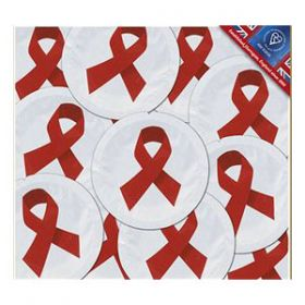EXS Red Ribbon Condoms [Pack of 500]
